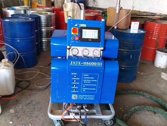 H5600D火狐体育下载完成生产设备带PLC控制
