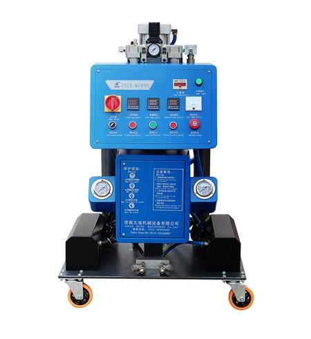 火狐体育下载发泡设备型号:JNJX-Q1600